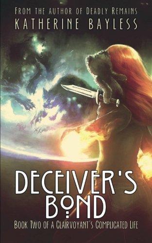 book cover of Deceiver\'s Bond