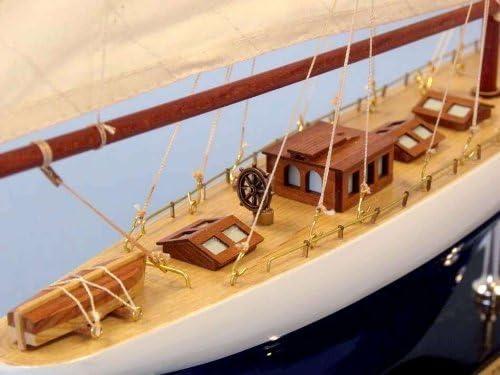 Limited Edition 25 Hampton Nautical Defender Sailboat