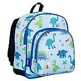 Wildkin 12 Inch Backpack, Dinosaur Land