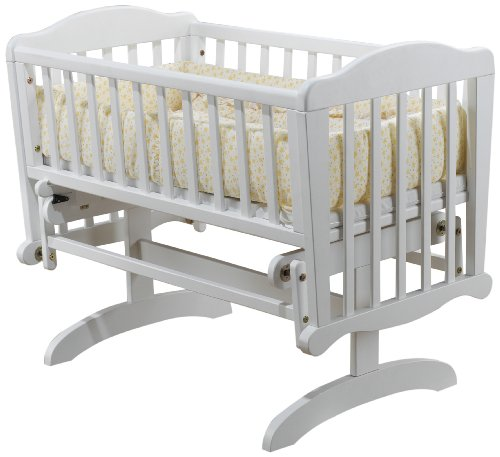 Review Sorelle Dondola Gliding Cradle – White