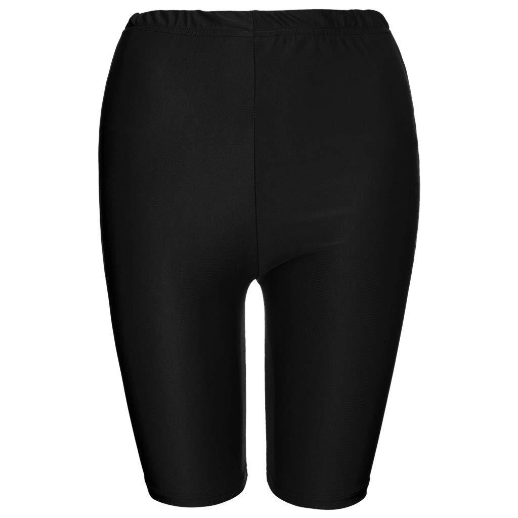 Amazon.com: Xinantime - Leggings de cintura alta elásticos ...