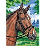 Royal & Langnickel Mini Colour Pencil By Number Kit: 5x7 Horse by Royal & Langnickel