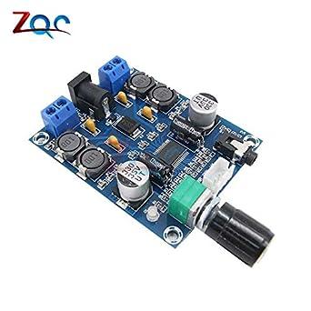 TPA3118D2 Digital Amplifier Board Amplificador Dual Channel Audio Amplifier Board 45W2 for 4-8ohm Speaker