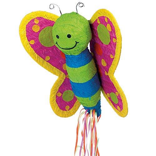 Ya Otta Pinata Butterfly Pull-String -