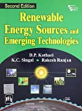 img - for Renewable Energy Sources and Emerging Technologies book / textbook / text book