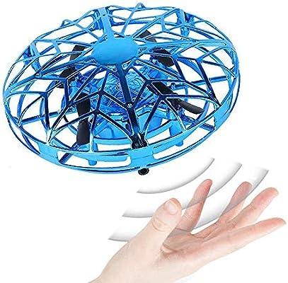 SeeKool Mini Drone UFO para Niños, 360° Gira detección automática ...