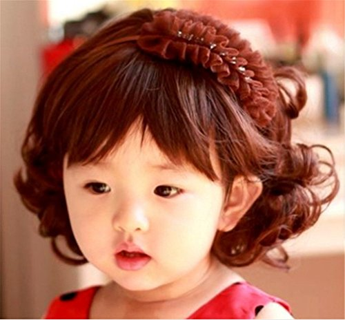 Child (Brown Wigs For Kids)