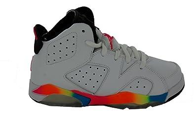 f72d110ff68e4b ... switzerland air jordan 6 retro little kids sneakers style 384666 103  2.5y little bae81 9101a