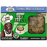 Rudy Greens Doggy Cuisine Turkey Mac-n-Cheese Dog Food, One Size