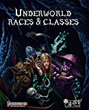 img - for Underworld Races & Classes (Pathfinder)(AAWPFURC) book / textbook / text book