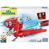 Mega Bloks - CNF60 - Minions - Jet De Supervillain