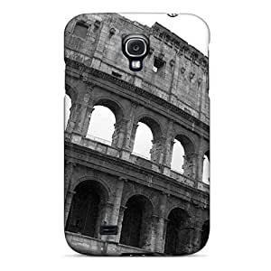 Mialisabblake Shockproof Scratcheproof Colloseum Hard Case Cover For Galaxy S4