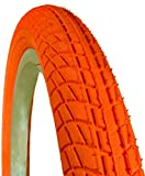 Kenda Kontact Freestyle Wire Bead Tire - 20'' x 1.95'', Orange