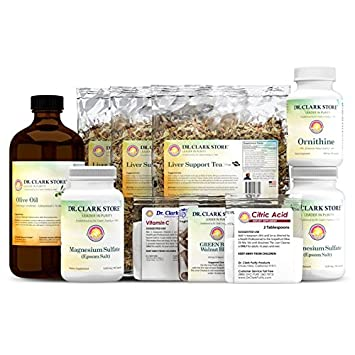 Liver Cleanse by Dr. Hulda Clark