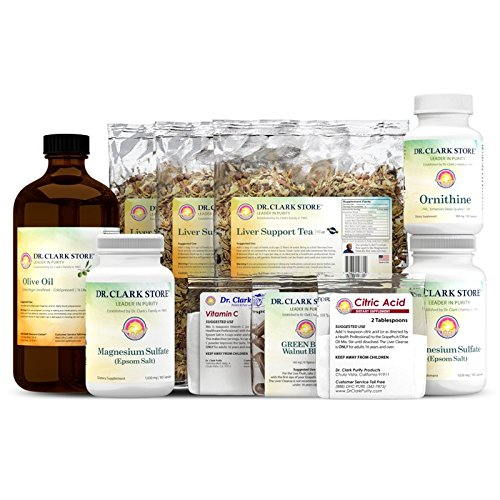 - Liver Cleanse by Dr. Hulda Clark