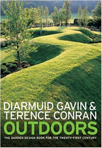 Outdoors The Garden Design Book for the Twenty First Century