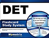 DET Flashcard Study System: DET Exam Practice Questions & Review for the Diagnostic Entrance Test (Cards)