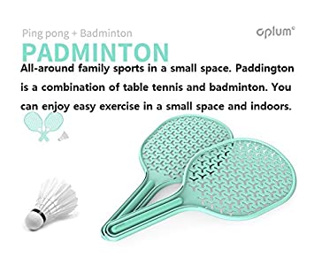 Amazon.com: aplum padminton-ver.2 – Ping Pong + bádminton ...