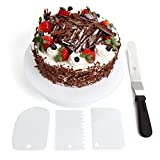 "11"" Rotating Cake Turntable Decoration Kit"