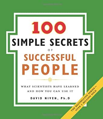 The 100 simple secrets of successful people pdf free download windows 10