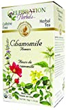 Celebration Herbals Chamomile Flowers Whole Organic