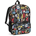 "Disney Star Wars 16"" Classic All Over Print Kids Backpack"