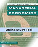 Electronic Study Guide for Hirschey's Fundamentals of Managerial Economics, 9th Edition