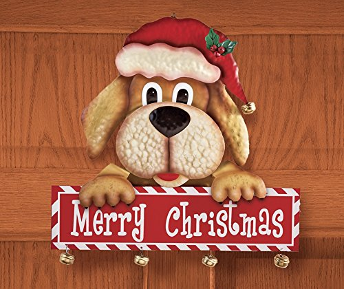 Jingle Bell Holiday Door Decor