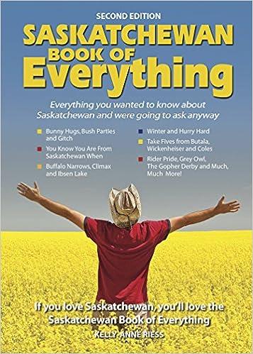 Saskatchewan Book of Everything 2nd edition