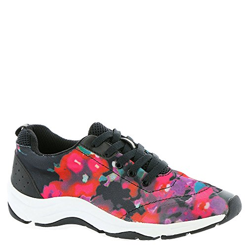 Vionic Mujeres Action Tourney Lace Up Floral Negro