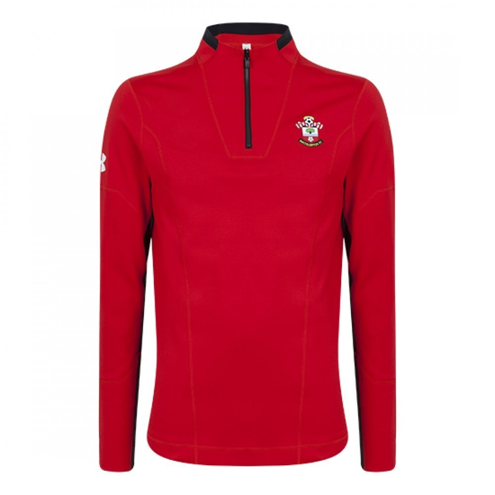 Under Armour 2018-2019 Southampton Quarter Zip Training Top (ROT)