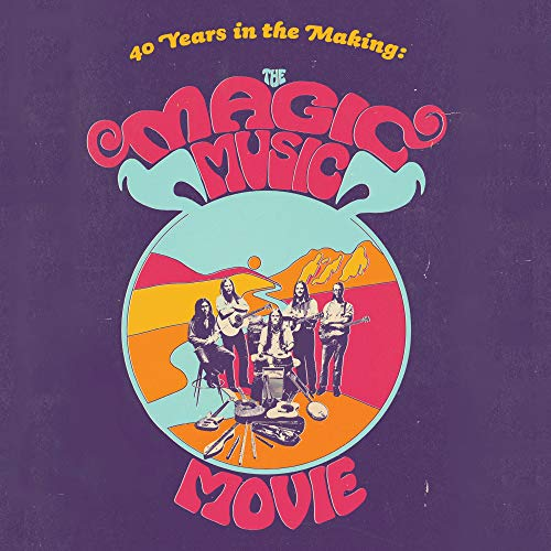40 Years In The Making: The Magic Music Movie (Original Motion Picture Soundtrack) (Stores In Boulder)
