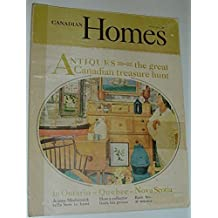 Canadian Homes Magazine, July 1962 *Antiques, the Great Canadian Treasure Hunt*