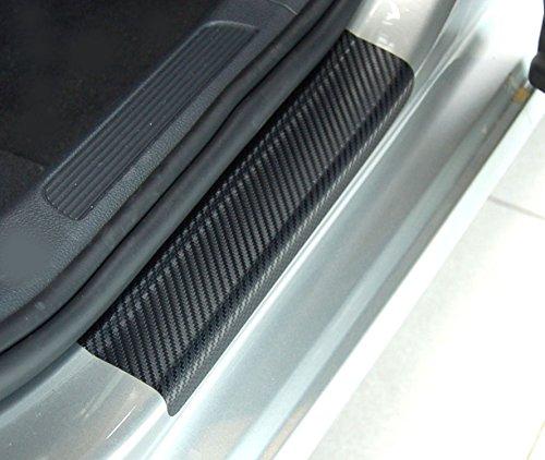 1059-103 V-Protect Einstiegsleisten Lackschutzfolie Carbon Schwarz 3D 160/µm