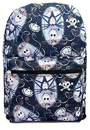 the nightmare before christmas 16 large backpack - Nightmare Before Christmas Backpack