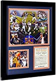 NFL 2015 Super Bowl 50 Champions Team Legends Never Die Framed Photo Collage