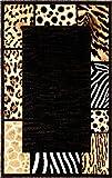 Animal Prints Area Rug 8 Ft. X 10 Ft. #73