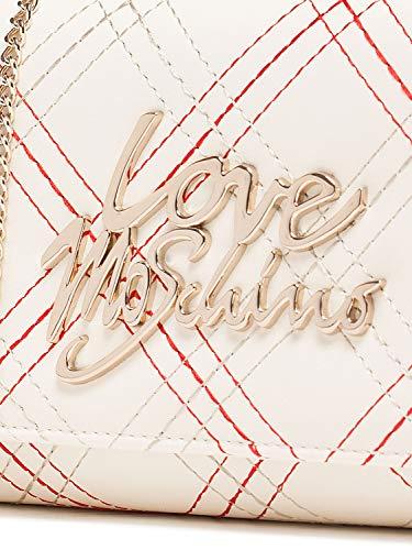 Moschino Avorio Clutch Moschino Borsa Love Love Borsa C5qwSfSg