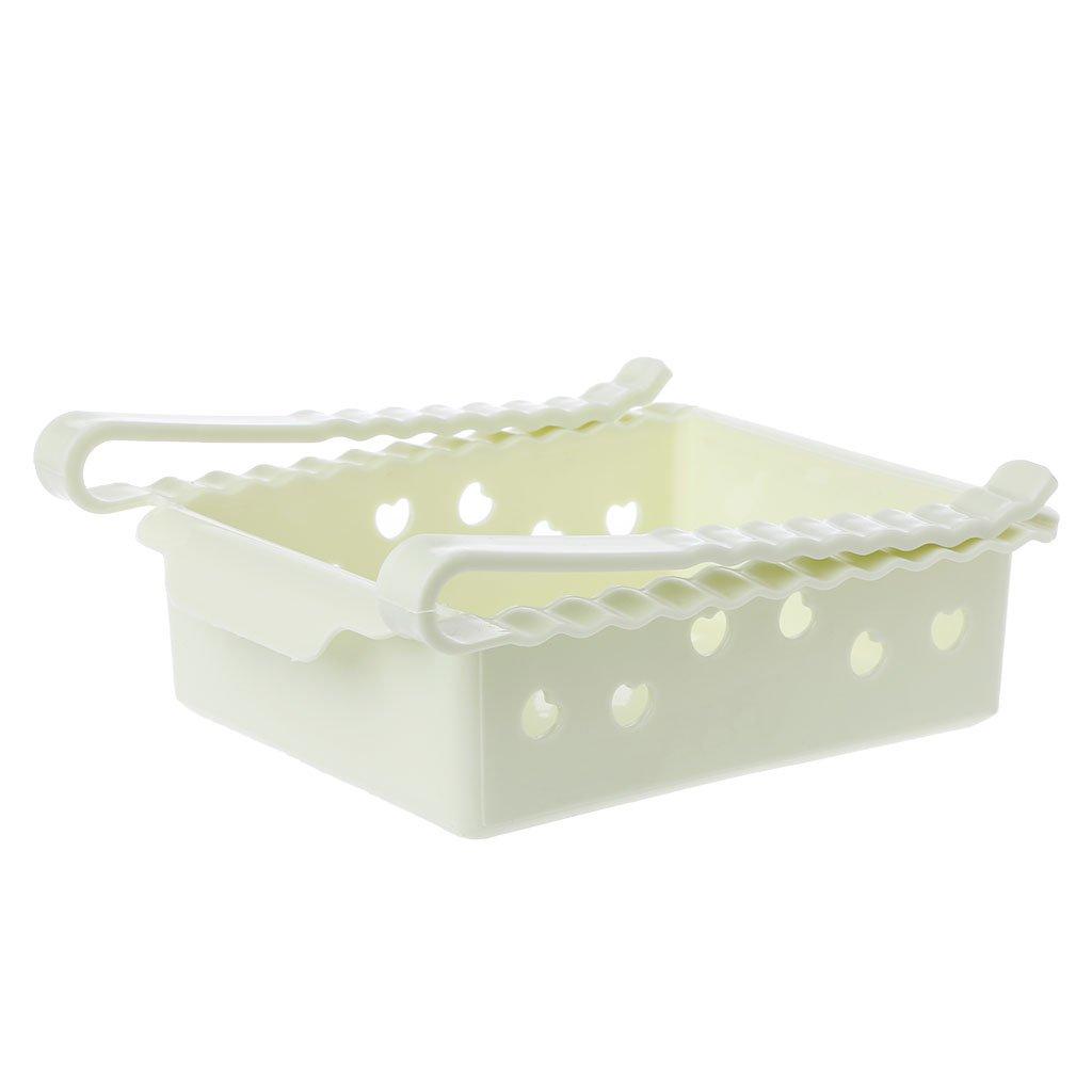 guoyy Slide Rake Congelador Frigorífico Caja Plástico Para ...