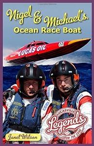 Nigel & Michael's Ocean Race Boat (Lucasville Legends)