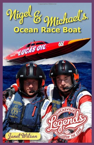 (Nigel & Michael's Ocean Race Boat (Lucasville Legends))