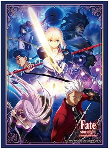 Amazon Com Servants Saber Archer Rider Fsn Ubw Card Game