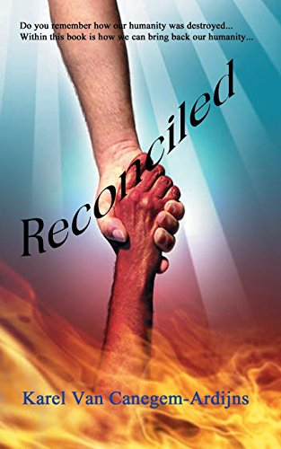 Book: Reconciled by Karel Van Canegem-Ardijns