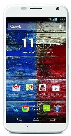 Motorola Moto X - 1st Generation, White 16GB (Verizon Wireless)