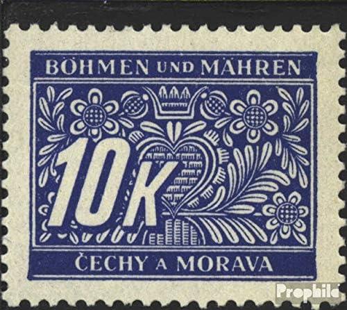 Prophila Collection Bohemia y Moravia Michel.-No..: p13 1939 Los Sellos de Correos (Sellos para los coleccionistas): Amazon.es: Juguetes y juegos