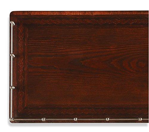 BUTLER 770024 CHARLESTON PLANTATION CHERRY SOFA/CONSOLE TABLE