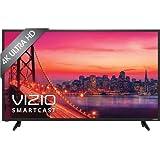 VIZIO SmartCast E-Series E55u-D2 55' 4K Ultra HD 2160p 120Hz LED Smart Home Theater Display (4K x 2K), DTS Studio Sound, Built in WiFi