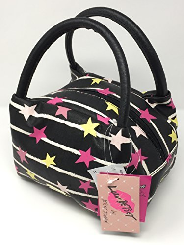 Betsey Johnson LBLunchin Stars Insulated Lunch Tote