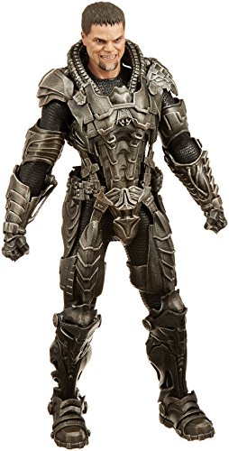 [Man of Steel Hot Toys Movie Masterpiece 1/6 Scale Collectible Figure General Zod] (Authentic General Zod Costume)
