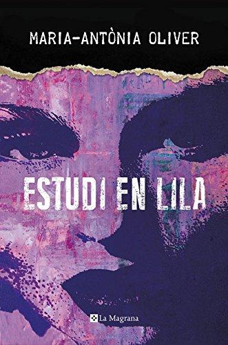 Estudi en lila (OTROS LA MAGRANA) por MARIA-ANTÒNIA OLIVER